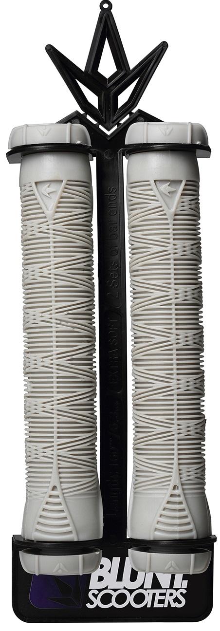poign es blunt grises pour trottinette freestyle. Black Bedroom Furniture Sets. Home Design Ideas