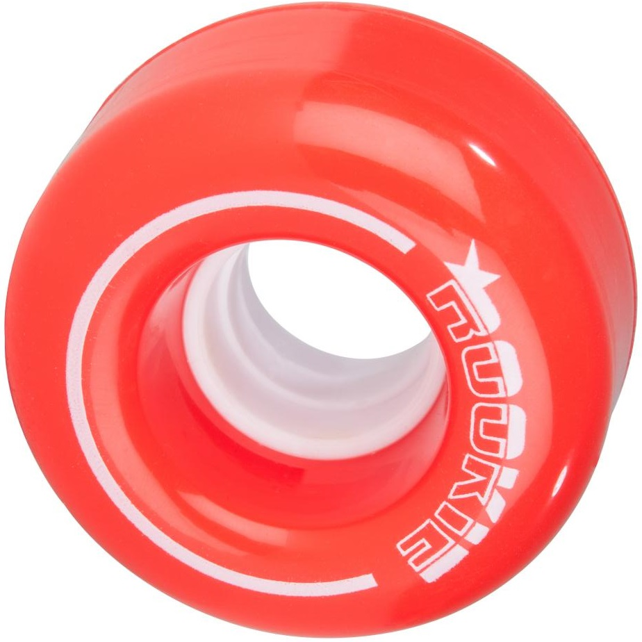 roues de roller quad outdoor rookie all star rouge 80a par 4