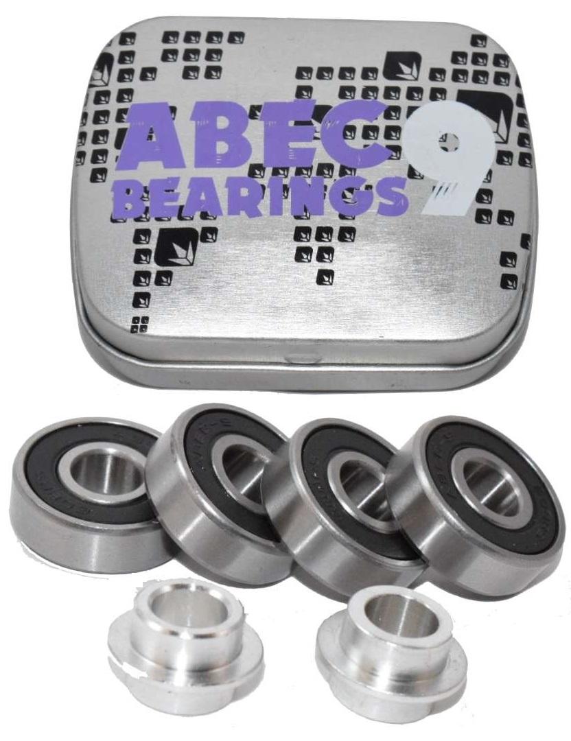 roulement billes roues de trottinettes freestyle blunt abec 9. Black Bedroom Furniture Sets. Home Design Ideas